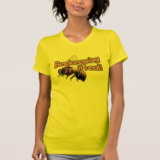 Beekeeping it Real! T Shirt