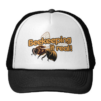 Beekeeping it Real! Trucker Hat