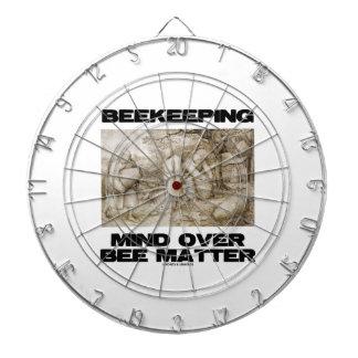 Beekeeping Mind Over Bee Matter Dart Board