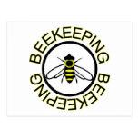 Beekeeping Post Cards