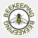 Beekeeping Stickers