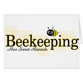 beekeeping sweet rewards card