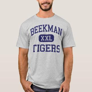 Beekman - Tigers - Junior - Bastrop Louisiana T-Shirt