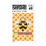 BEElieve en amor manosea abejas Sellos