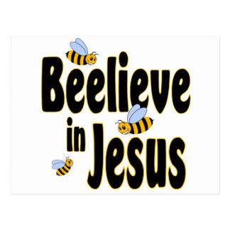 Beelieve en el negro de Jesús Postal
