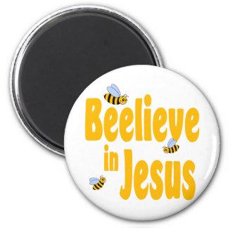 Beelieve en Jesús Imán De Nevera