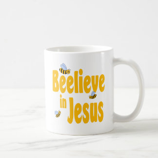Beelieve en Jesús Taza De Café