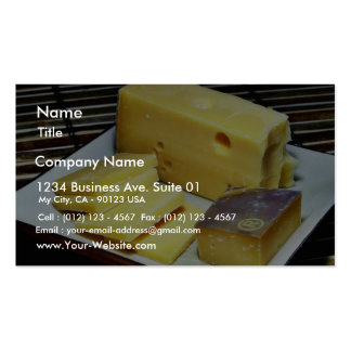 Beemster Classic Gouda Double-Sided Standard Business Cards (Pack Of 100)