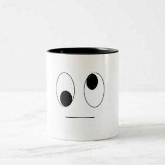 Been annoying Two-Tone coffee mug