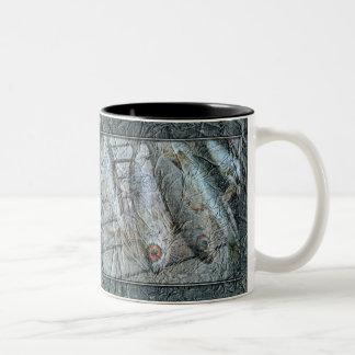 Been Fishin' Two-Tone Coffee Mug