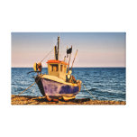 Been Fishing Canvas Print
