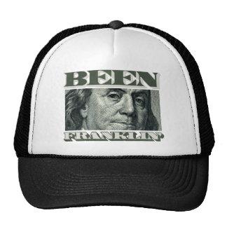 Been Franklin' Trucker Hat