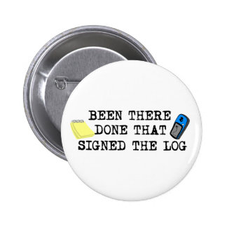 Been There... 2 Inch Round Button