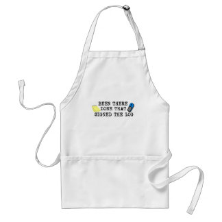 Been There... Adult Apron