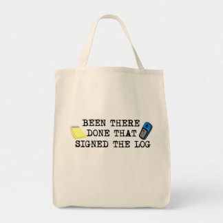 Been There... Grocery Tote Bag
