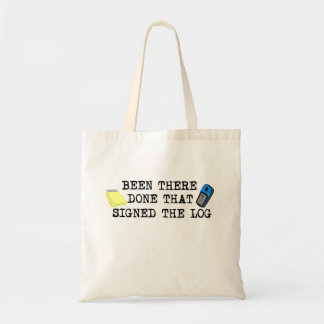 Been There... Budget Tote Bag