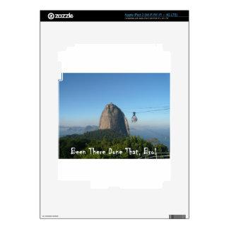 Been There Bro  - Rio De Janeiro, Brazil Skins For iPad 3