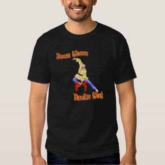 Been There Broke That Martial Arts Mens T Shirt