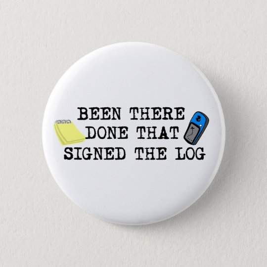 Been There... Button