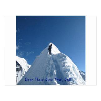 Been There Himalaya dad - Himalayas Postcard