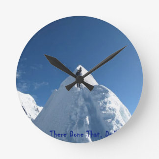 Been There Himalaya dad - Himalayas Round Clock