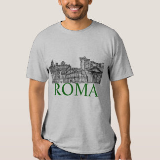 Been there Rome travel souvenir/DIY text! Tees
