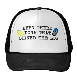 Been There... Trucker Hat