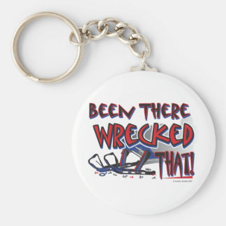 Been-There-Wrecked-That-[Co Basic Round Button Keychain