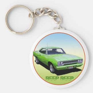Beep-Beep Keychain