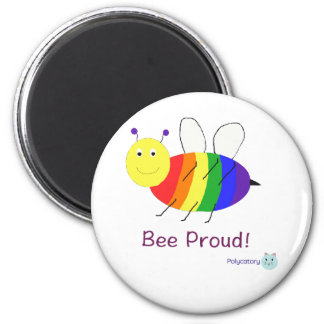 BeeProud Products Magnet
