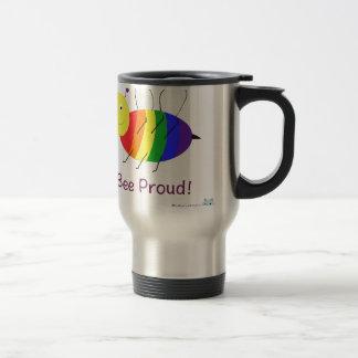 BeeProud Products Travel Mug