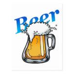 beer 葉書き