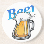 beer 飲み物用コースター