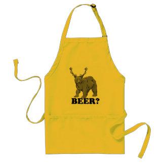 Beer? $21.95 Apron