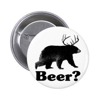 Beer? 2 Inch Round Button