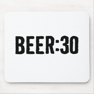 Beer : 30 mouse pad