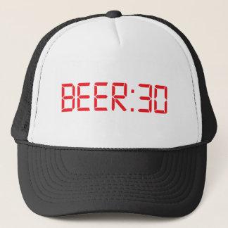 Beer 30 Thirty Irish Trucker Hat