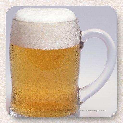 Beer 3 drink coasters
