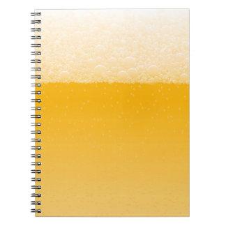 Beer 3rd design notebook