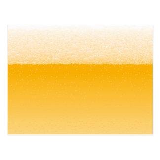 Beer 3rd design postcard