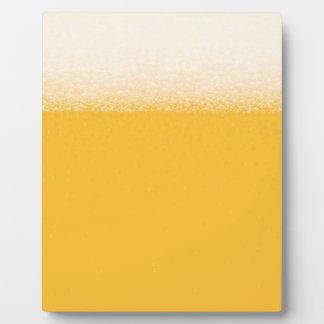 Beer 4th design display plaque