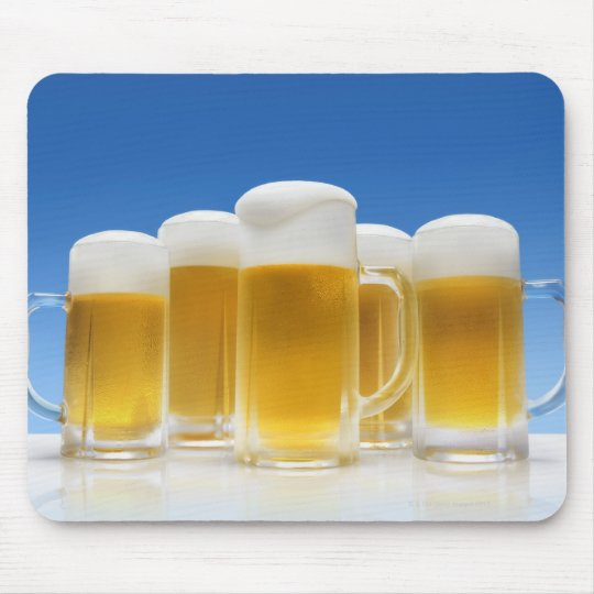 Beer 6 mouse pad