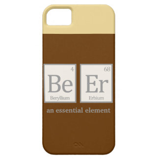 Beer, an essential element iPhone 5 case