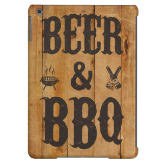 Beer and BBQ iPad Air Cover