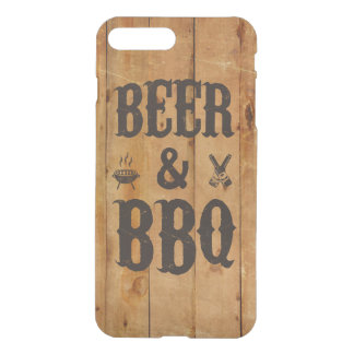 Beer and BBQ iPhone 7 Plus Case
