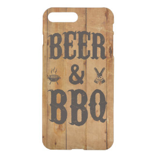 Beer and BBQ iPhone 8 Plus/7 Plus Case