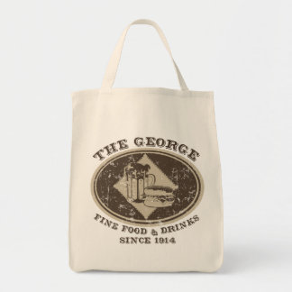 Beer and Burger Tote Bag