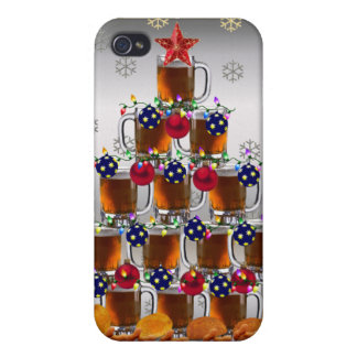 Beer and Chips iPhone 4/4S Covers