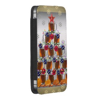 Beer and Chips iPhone SE/5/5s/5c Pouch