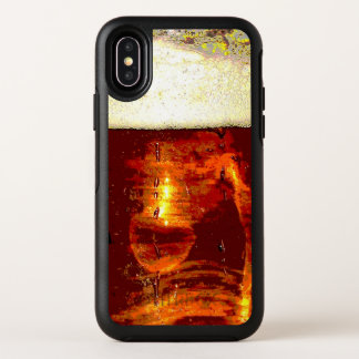 Beer and Foam OtterBox iPhone X Case